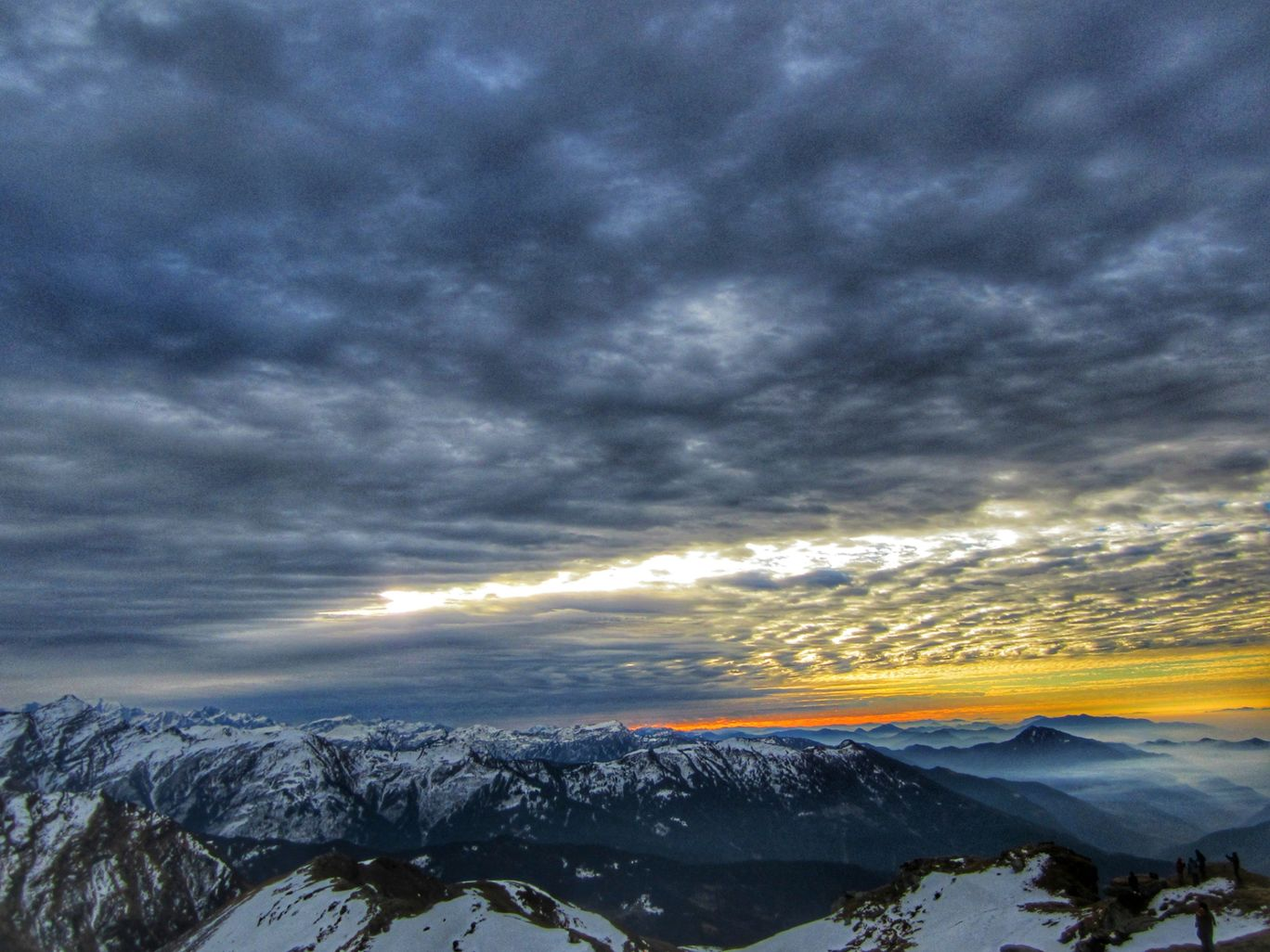 Photo of Kedarkantha Peak By Krishnadev