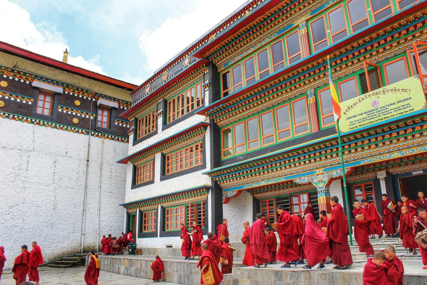 Photo of Tawang Monastery By Wandering Budha