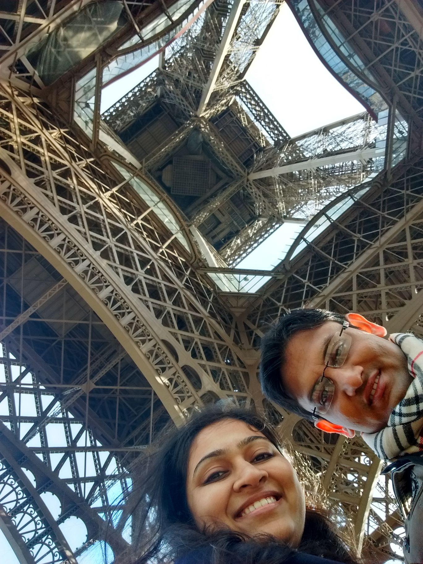 Photo of Paris By Chandni Bhandari