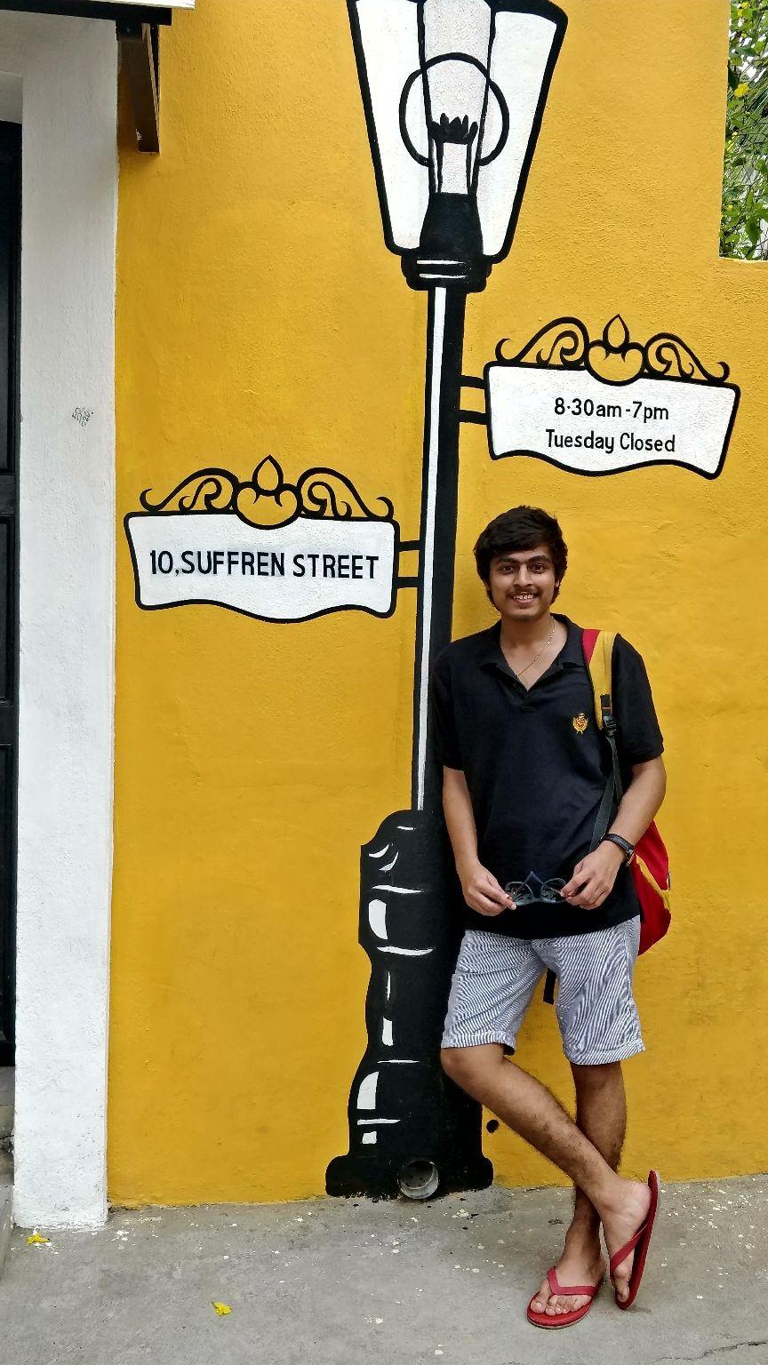 Photo of Pondicherry By Shivam Agrawal