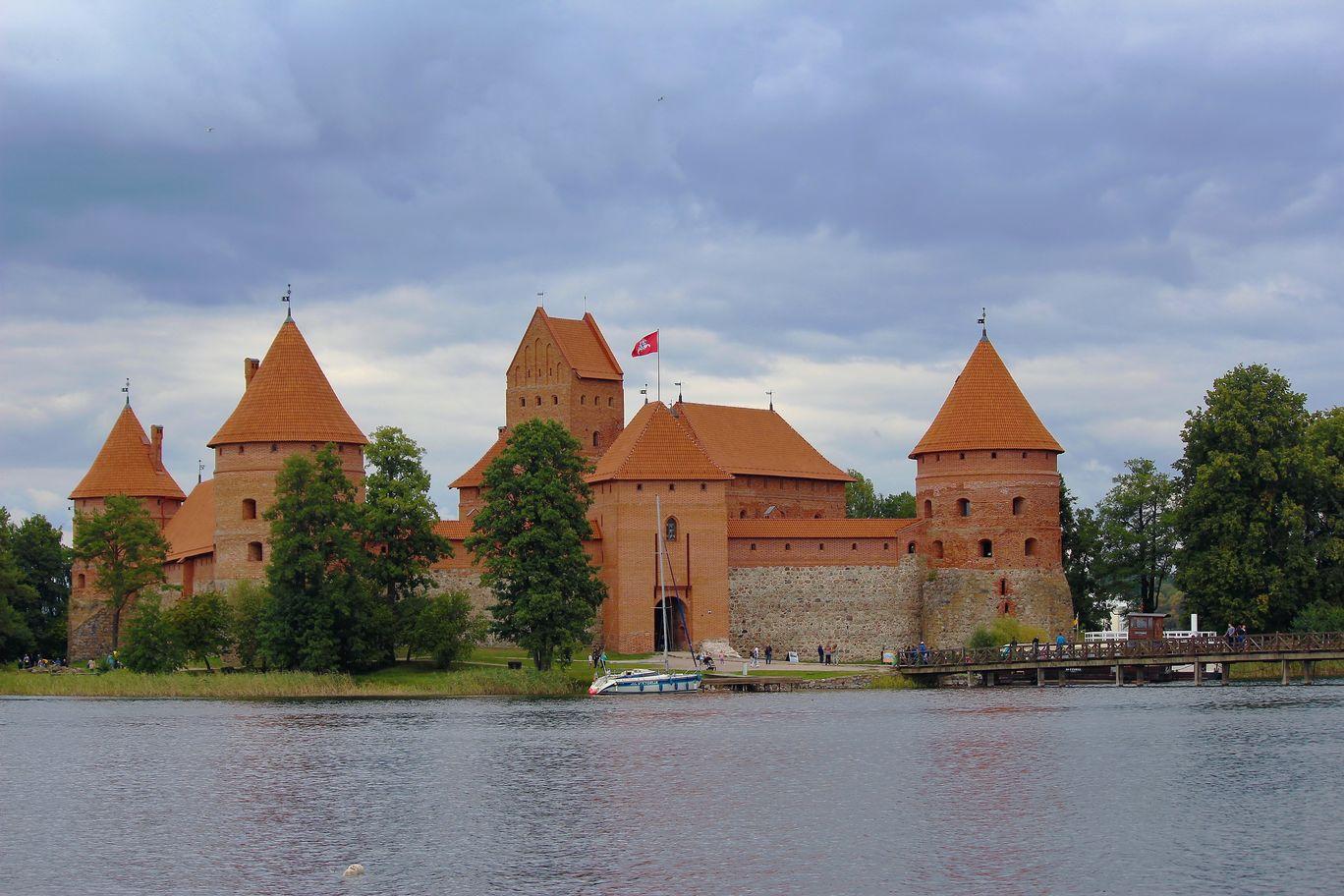 Photo of Trakai By Oindrila Soni