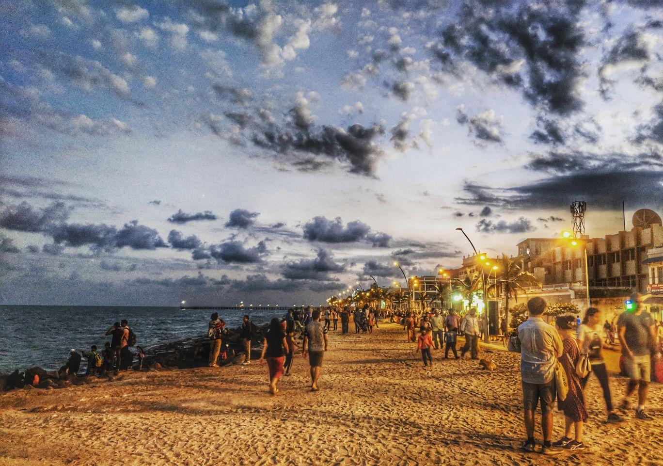 Photo of Pondicherry By Prabhu Lenka