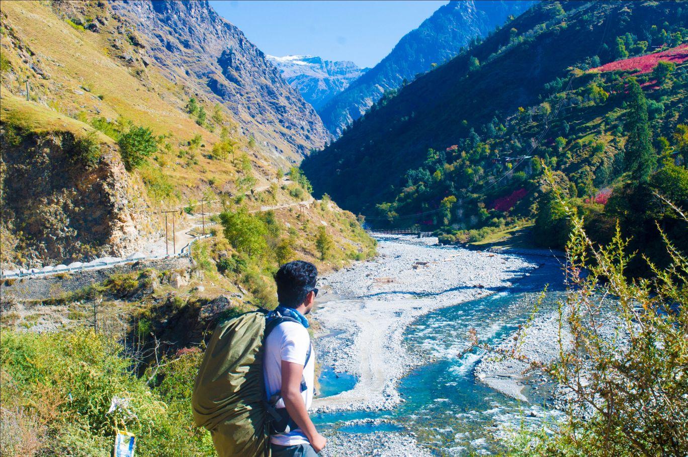 Photo of Rupin Pass By Avikalp Jha
