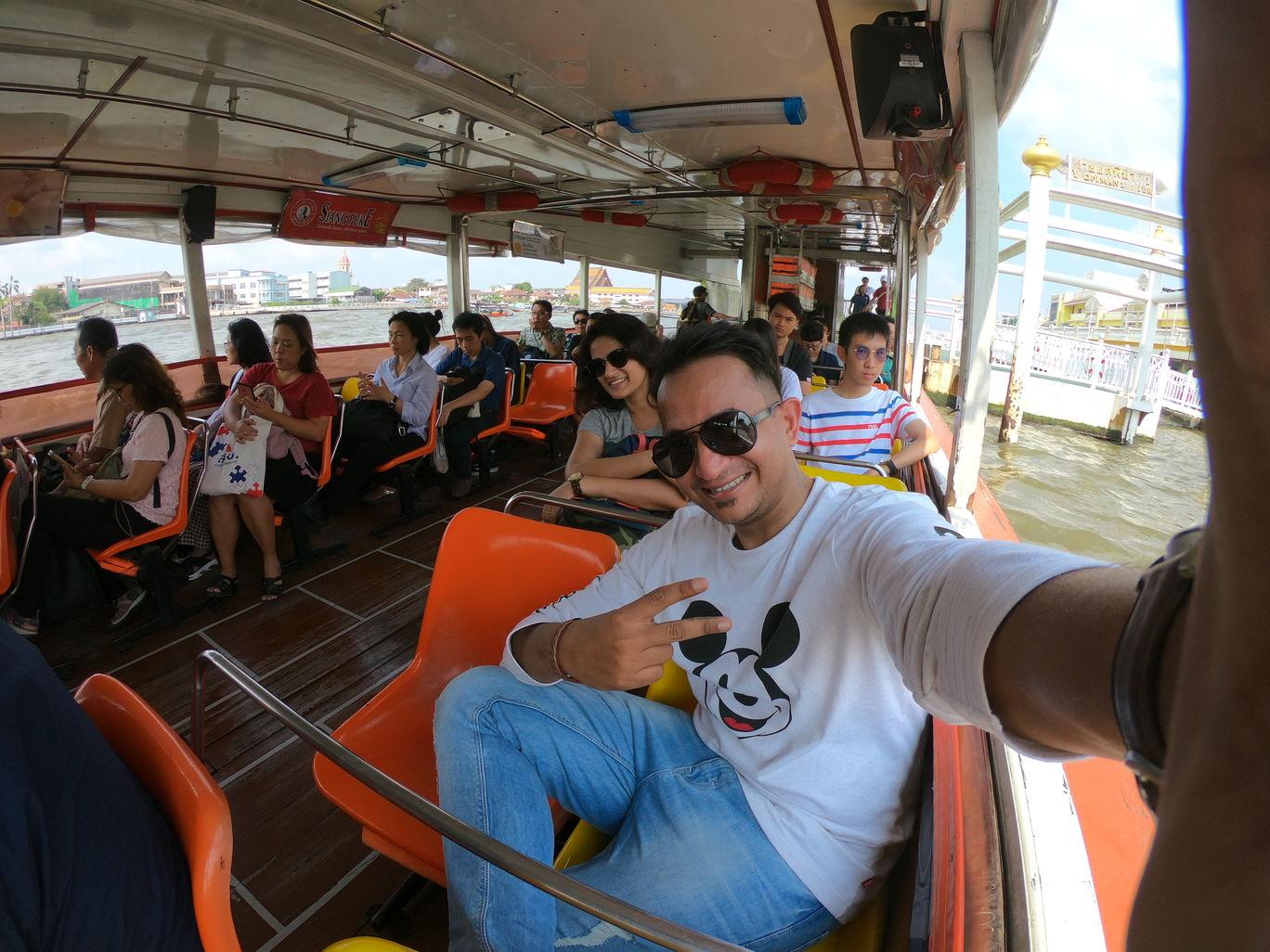 Photo of Chao Phraya River By Soumava Das