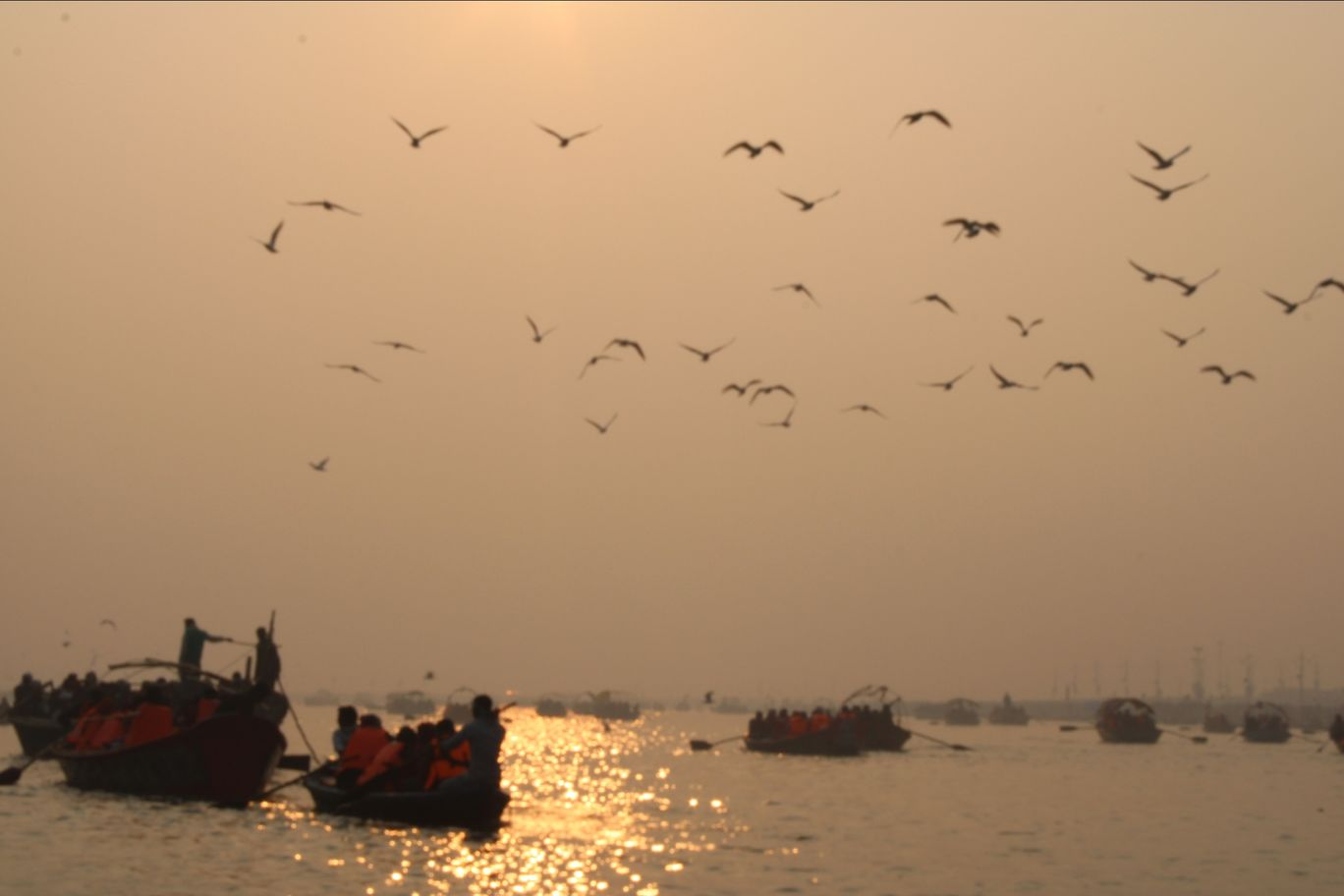 Photo of Prayagraj By Monali Dutta