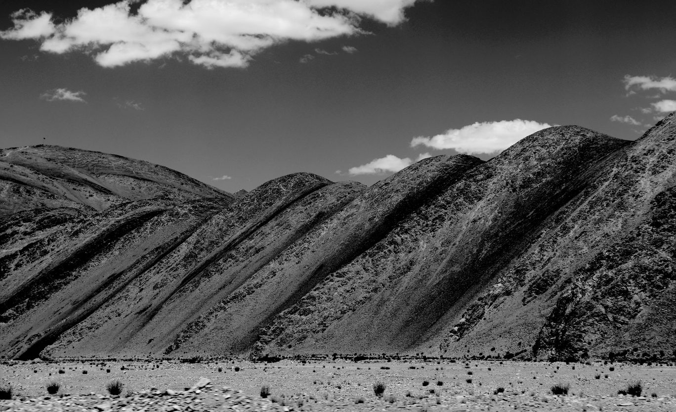 Photo of Nyoma By Sarab Jit Singh