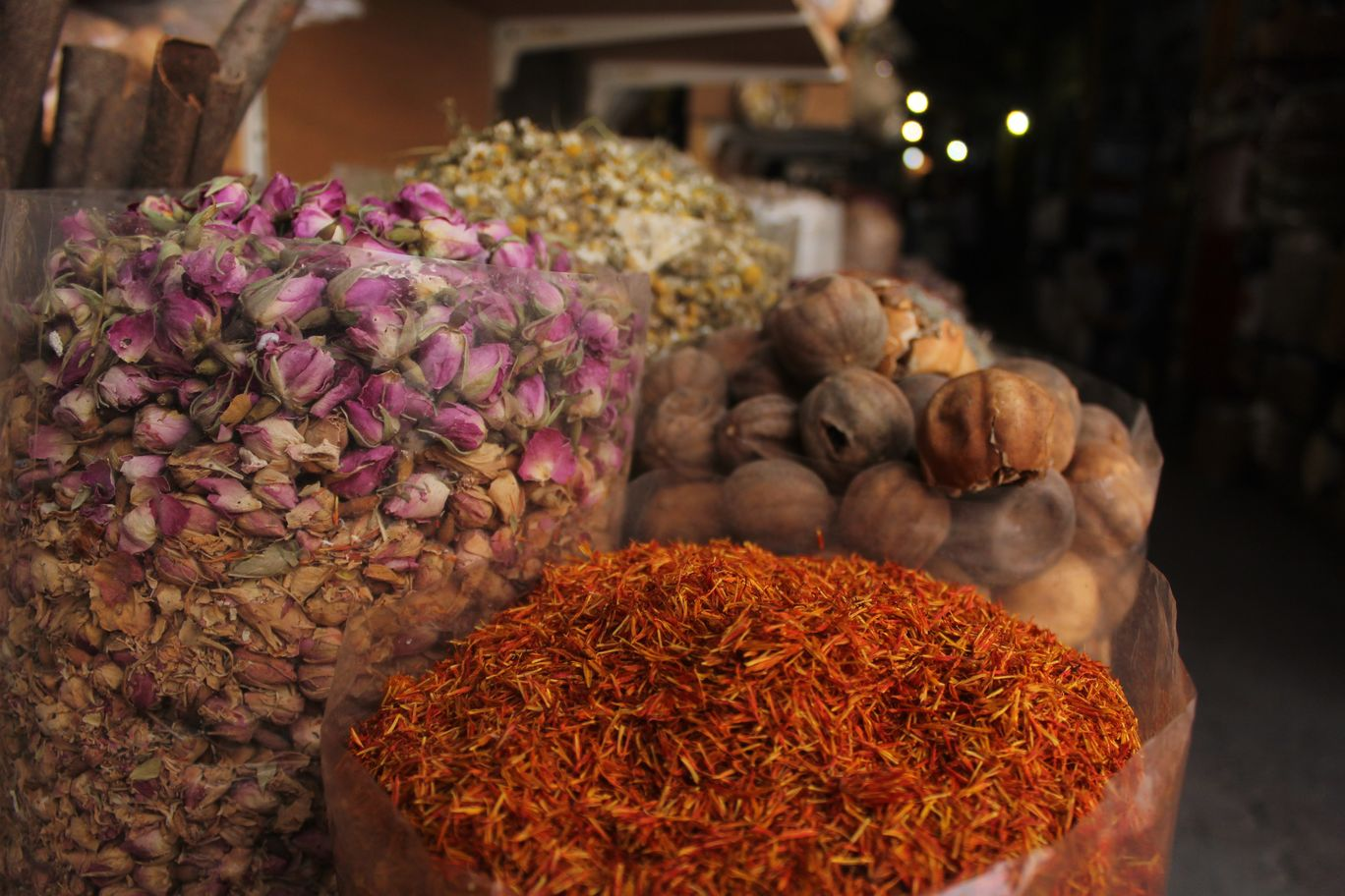 Photo of Dubai Spice Souq Market - Dubai - United Arab Emirates By Anushka Khurana