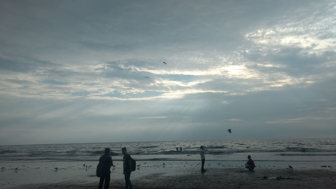 Photo of Juhu Beach By Anushka Khurana