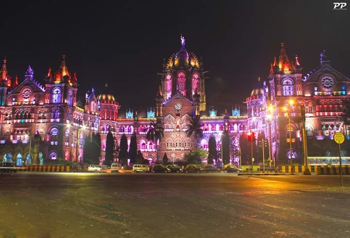 Photo of Chhatrapati Shivaji Terminus By Pankaj Pal