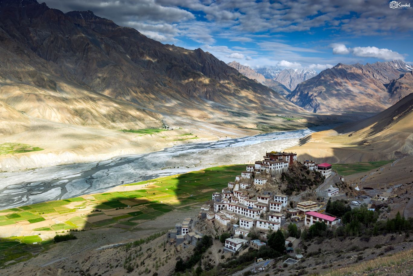 Photo of Key Gompa By Traveller Kaushal