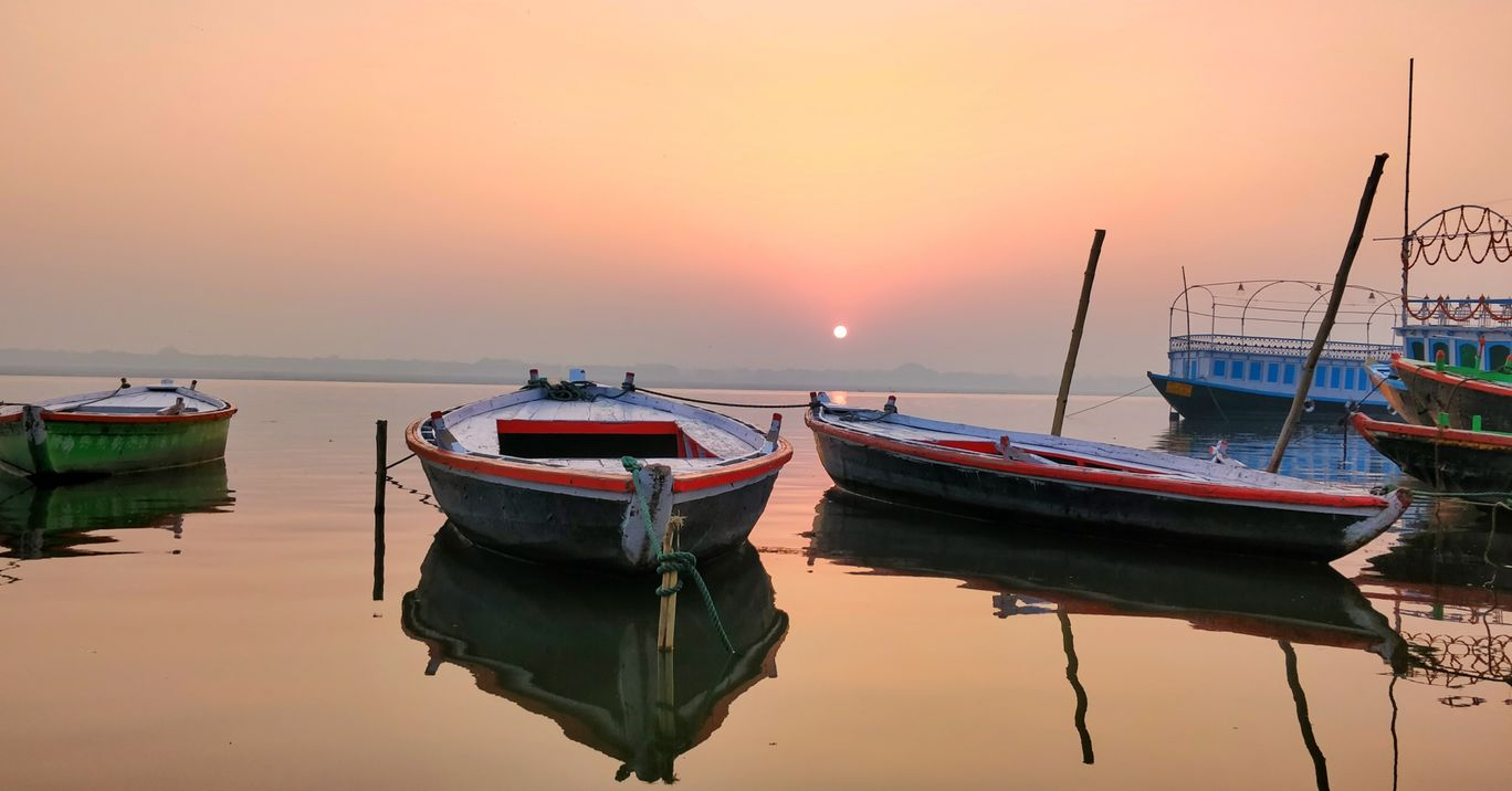 Photo of Varanasi By amit