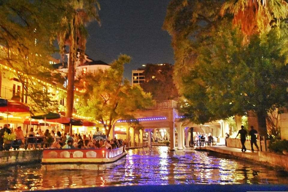 Photo of River Walk Street By Garima Nag