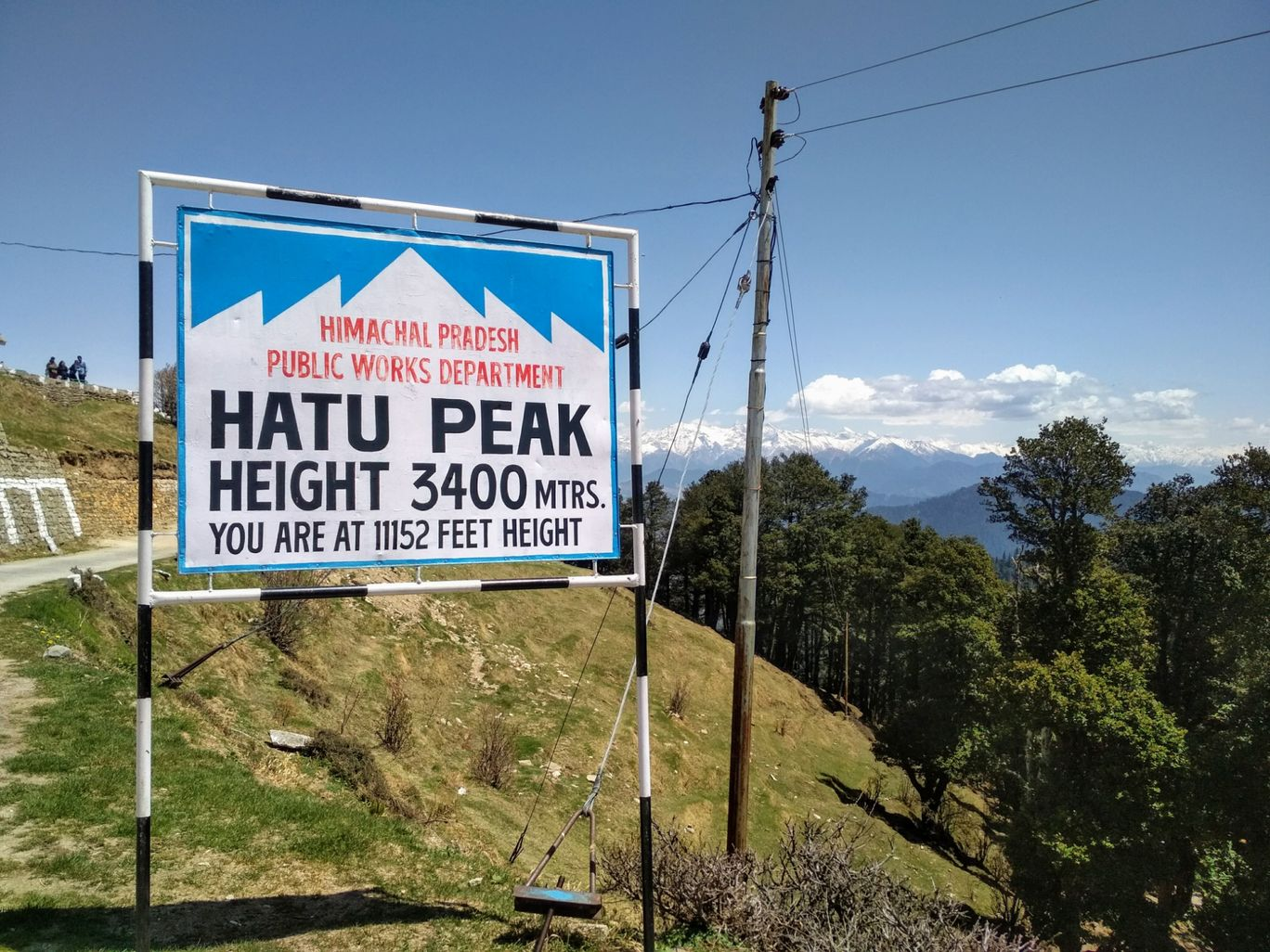 Photo of Hatu Peak By priyanka sharma