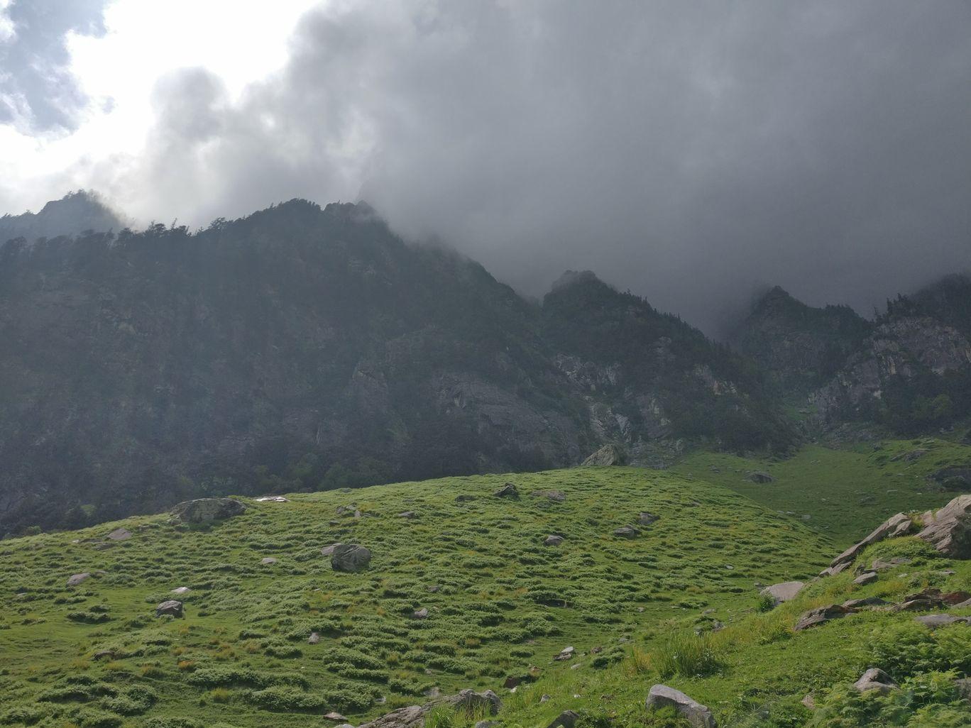 Photo of Hampta Pass Trek Camp Himalayan Mountain Sojourns By Deepak Kapoor