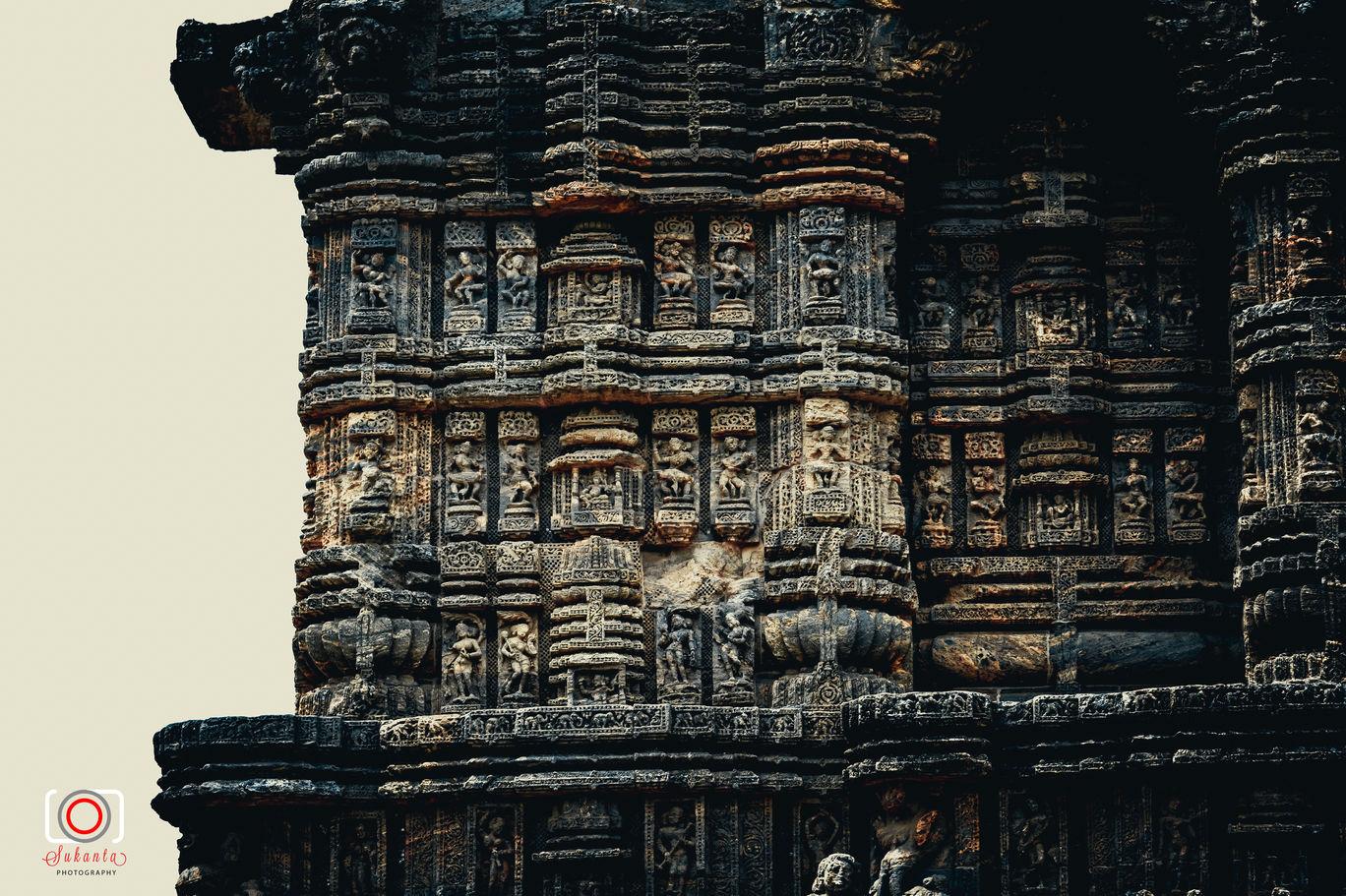 Photo of Ancient Ruins & Temples - Konarak Sun Temple By Sukanta Maity