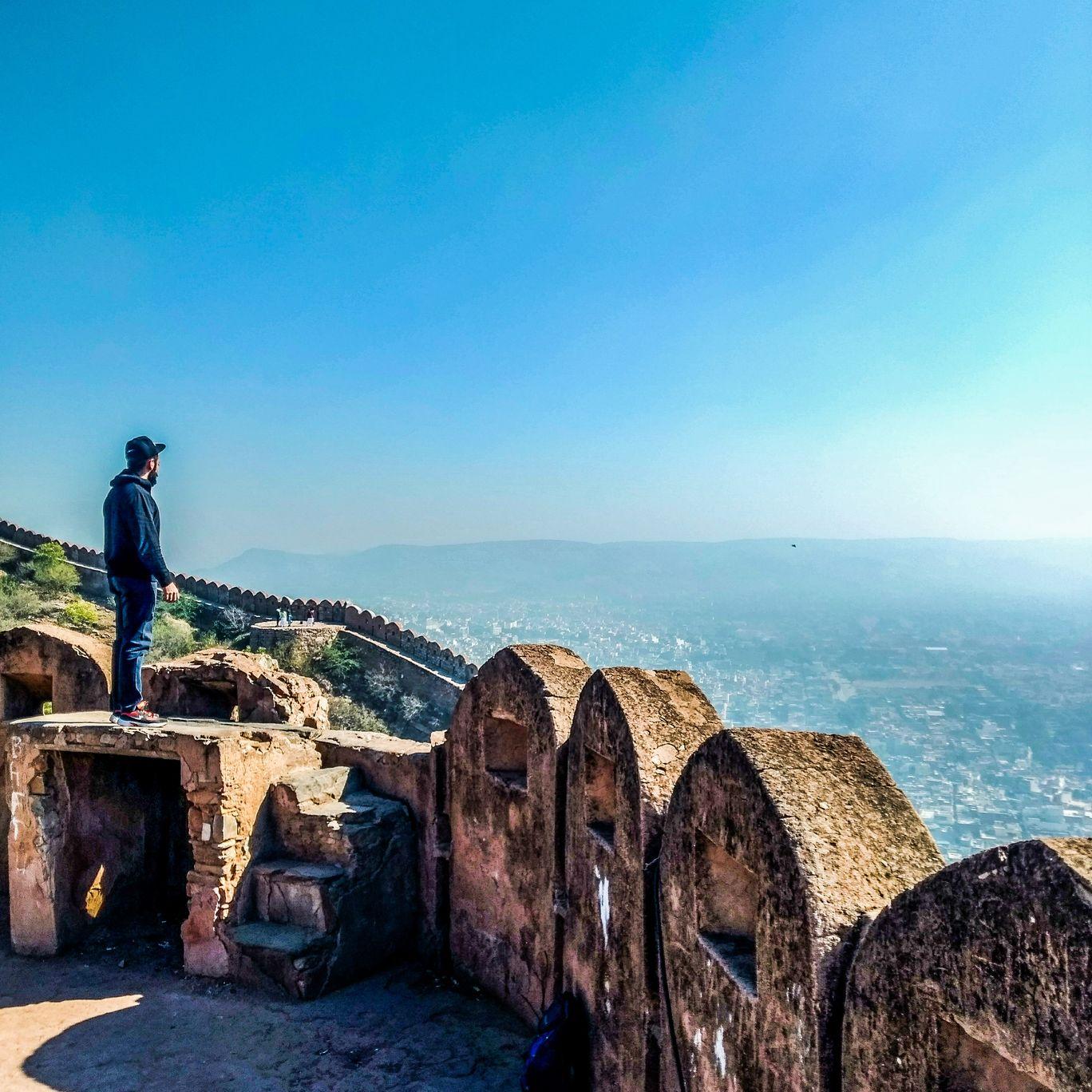Photo of Nahargarh Fort By Vaibhav Bhatia