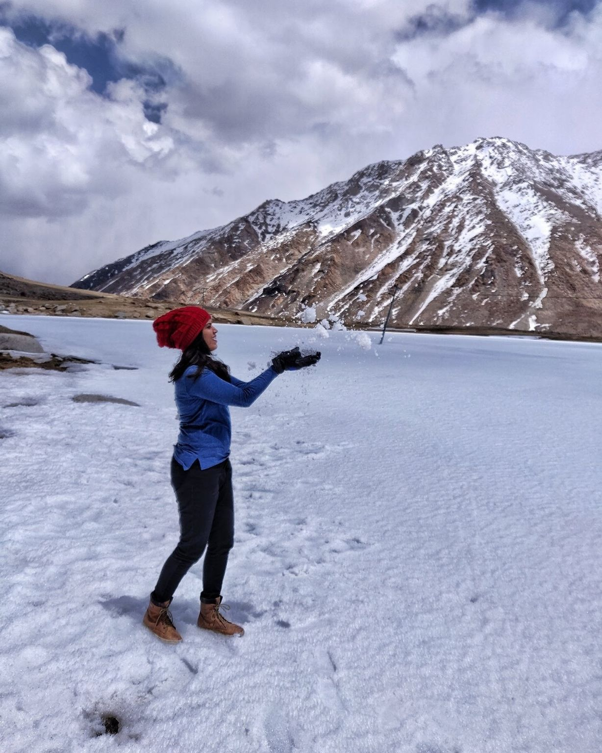Photo of Chang La Pass By Harshitha Nuchin