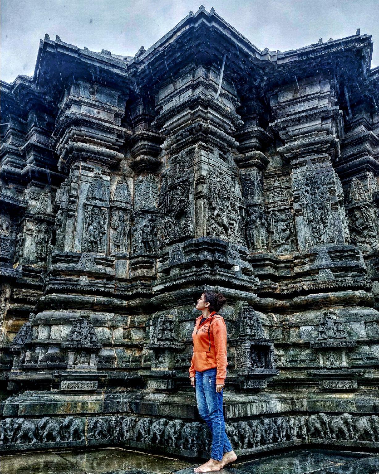 Photo of Belur Chennakeshava Temple By Harshitha Nuchin