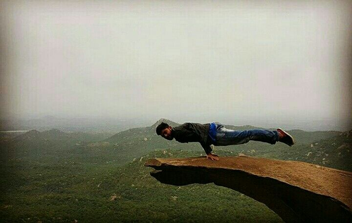 Photo of Avalabetta Hill Top View Point By Sinan Muhiuddeen