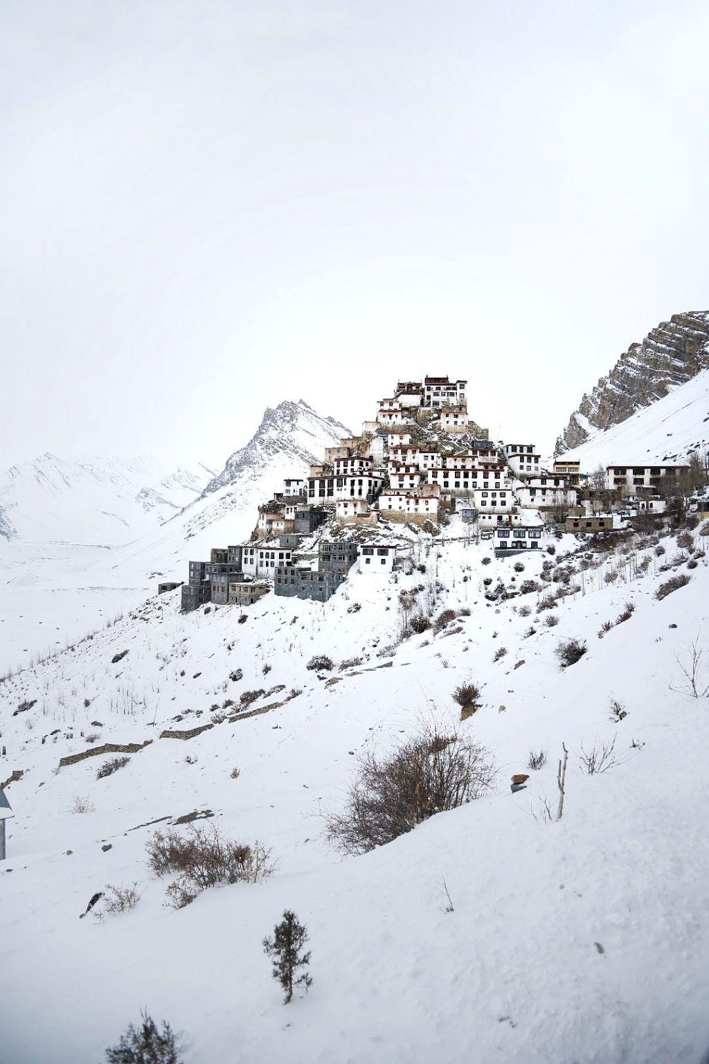 Photo of Spiti Valley By Bhagyashri Patwardhan