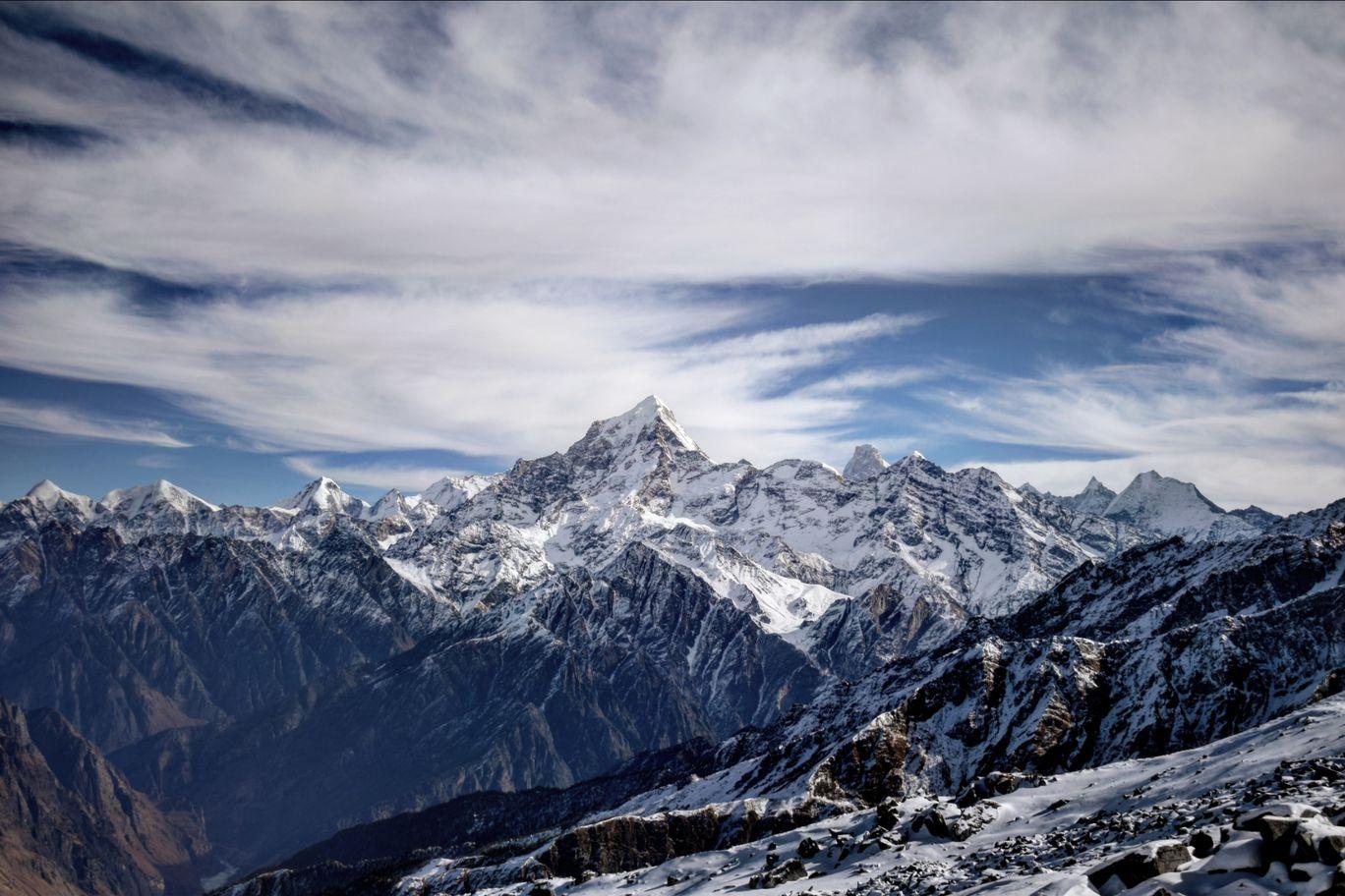 Photo of Pangarchulla Peak By Manvendr Singh Shekhawat