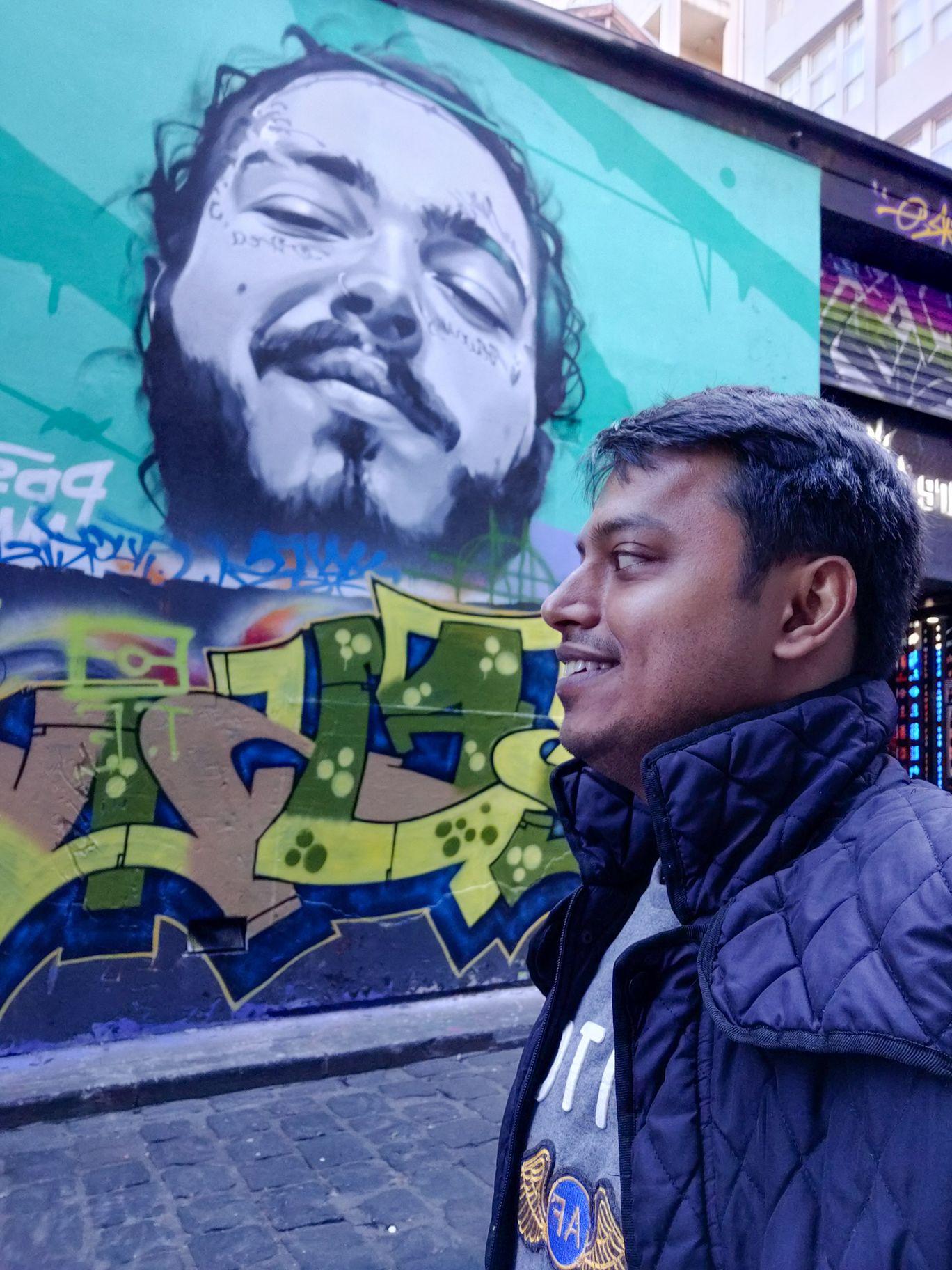 Photo of Hosier Lane By Rasesh Raja @moreovercoffee