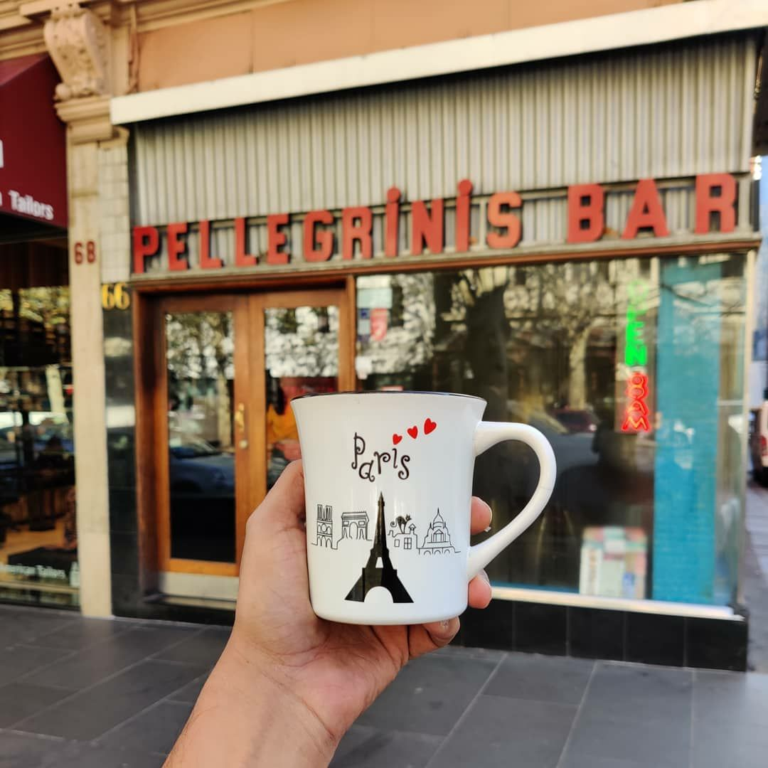 Photo of Melbourne VIC By Rasesh Raja @moreovercoffee