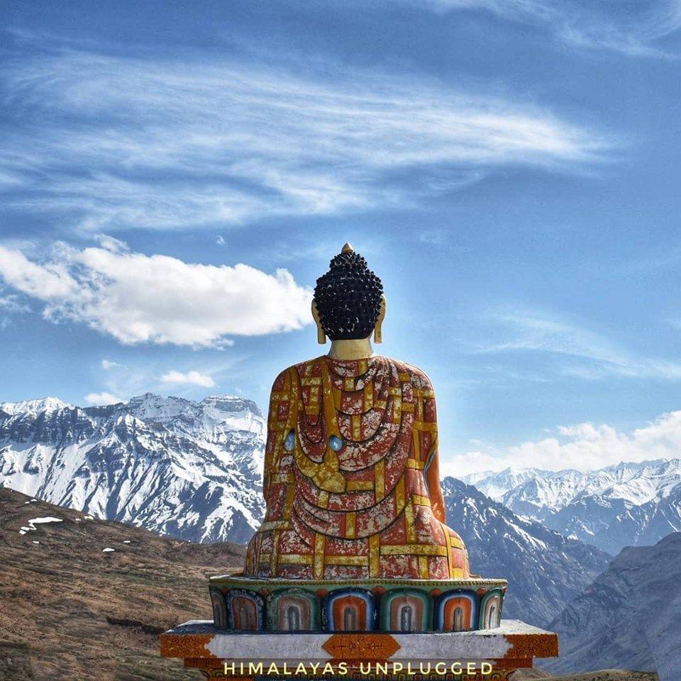 Photo of Langza Buddha Statue By SUNIL CHANDEL