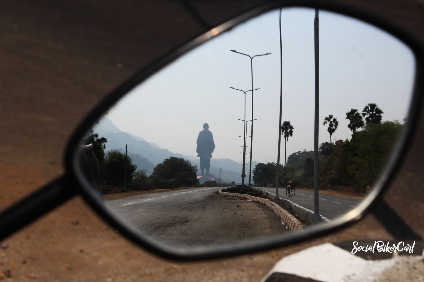Photo of Statue Of Unity Road By Carl Gawli