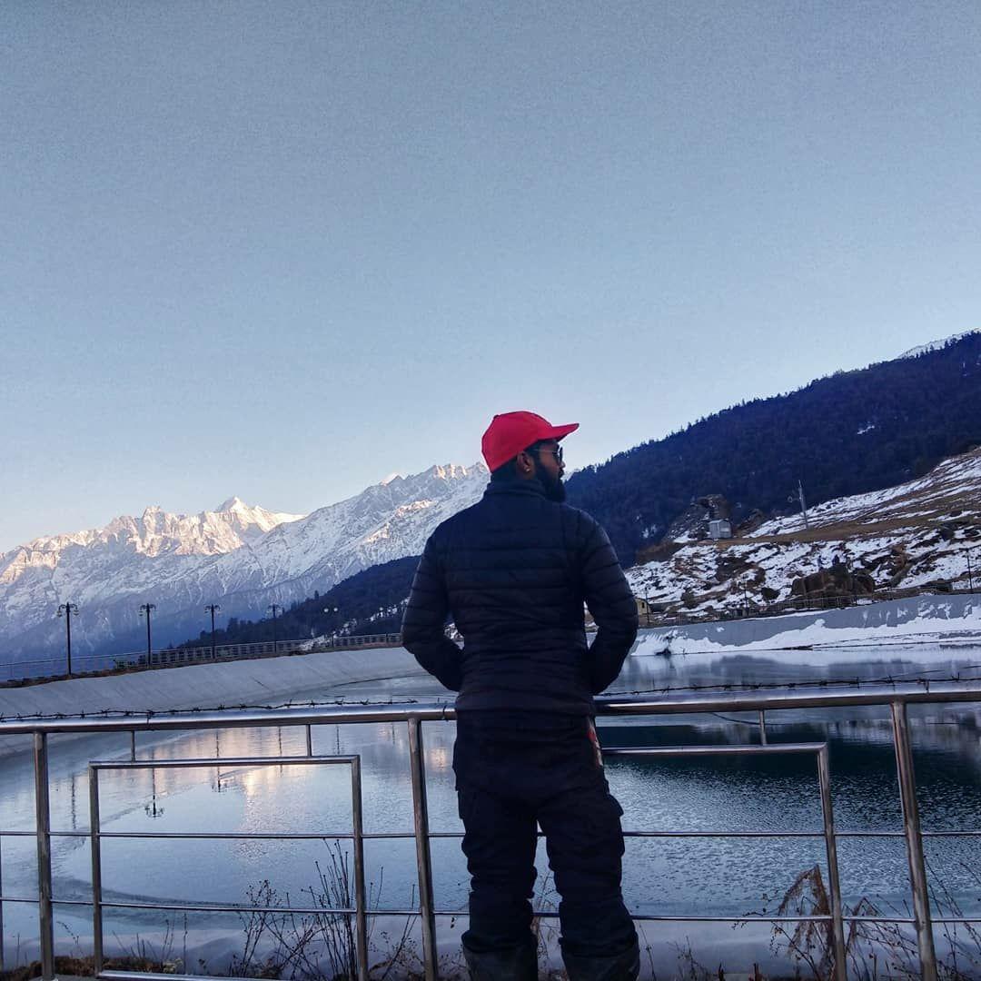 Photo of Auli Lake By Karthik Xriderz
