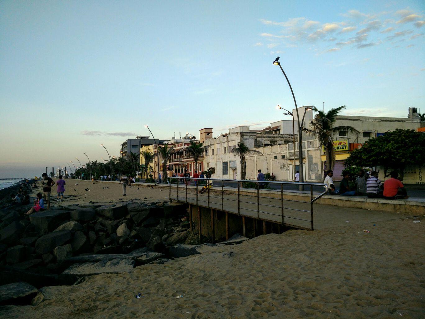 Photo of Pondicherry By Lohita