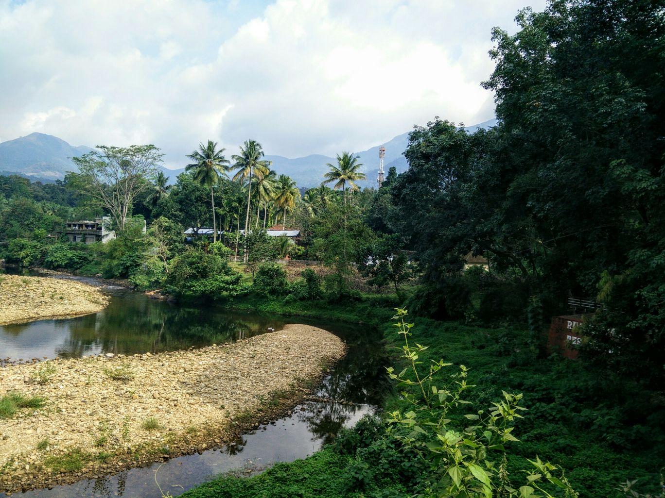 Photo of Ponmudi Hill Station By Lohita