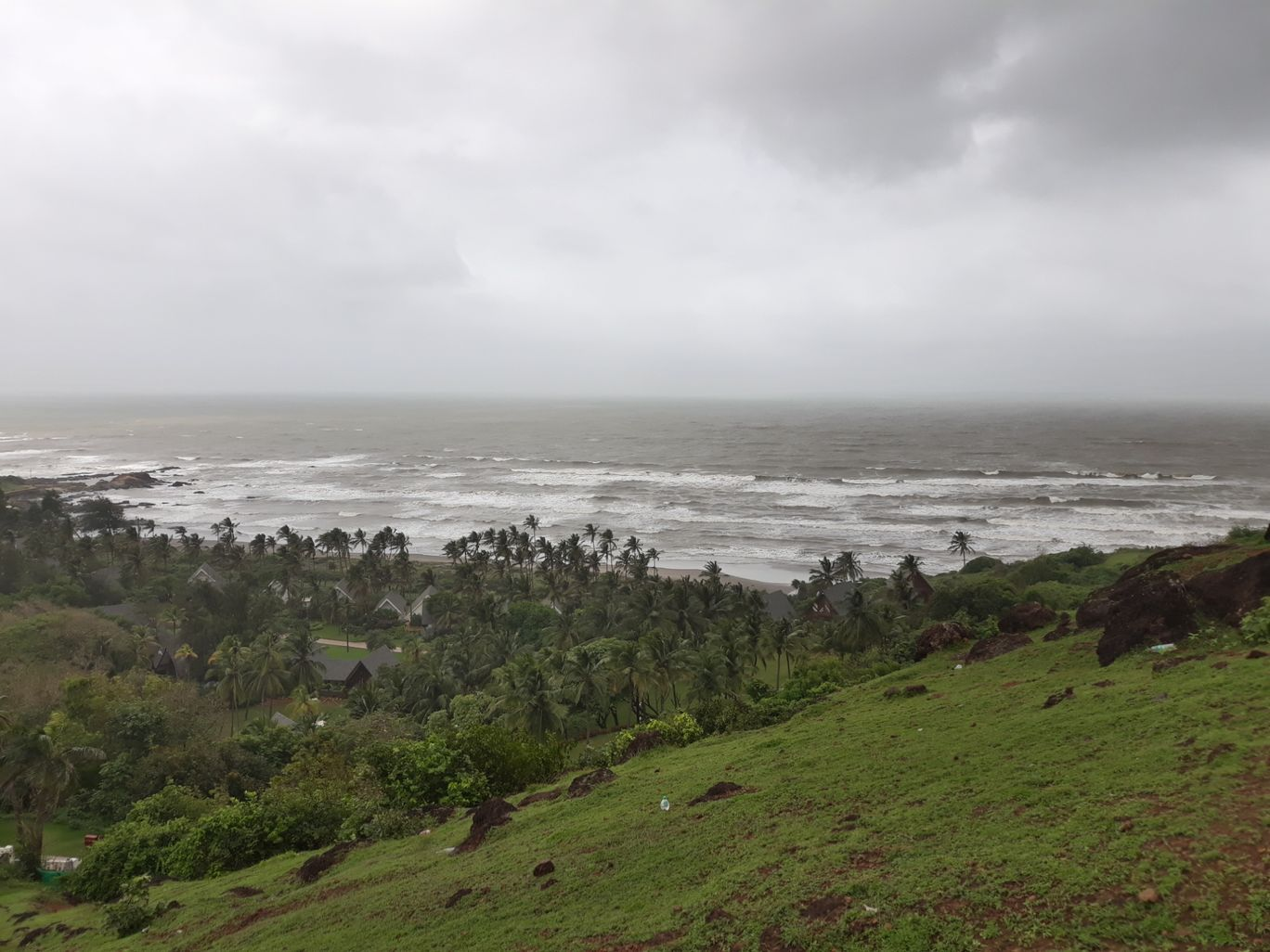Photo of Goa trip in monsoon ....a different angle of goa By Sarthak Gupta