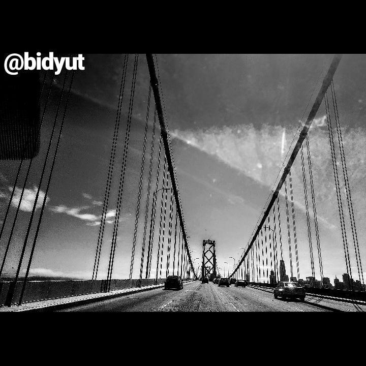 Photo of Golden Gate Bridge By Bidyut Kotoky