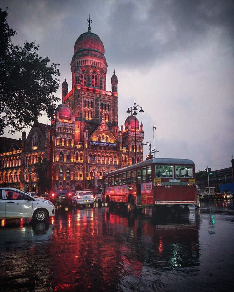 Photo of Chhatrapati Shivaji Terminus By Saif Shaikh