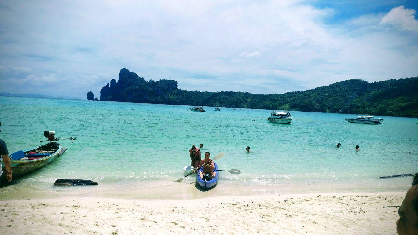 Photo of Phi Phi Islands By Ankush Goyal