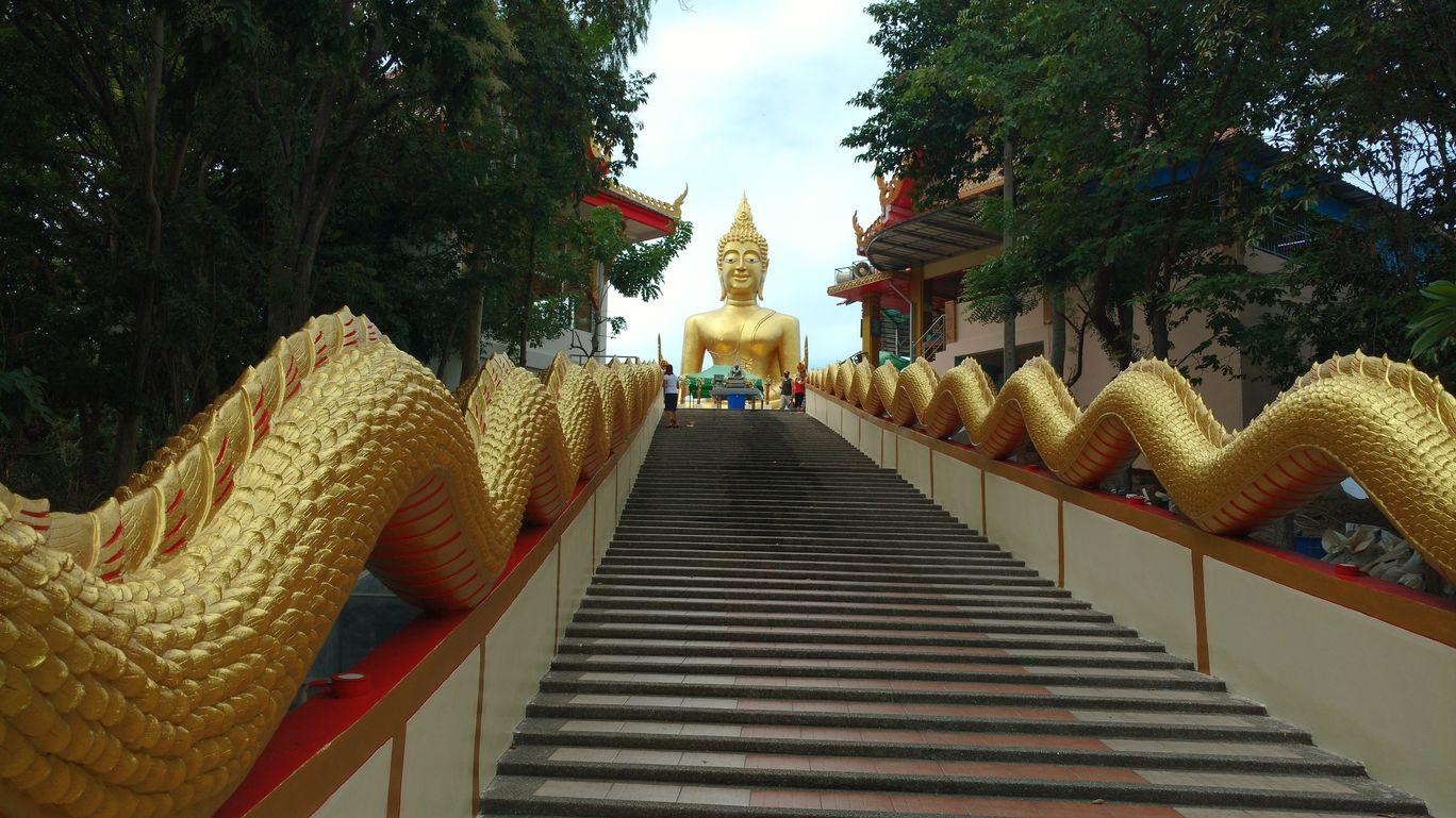 Photo of Big Buddha By Ankush Goyal
