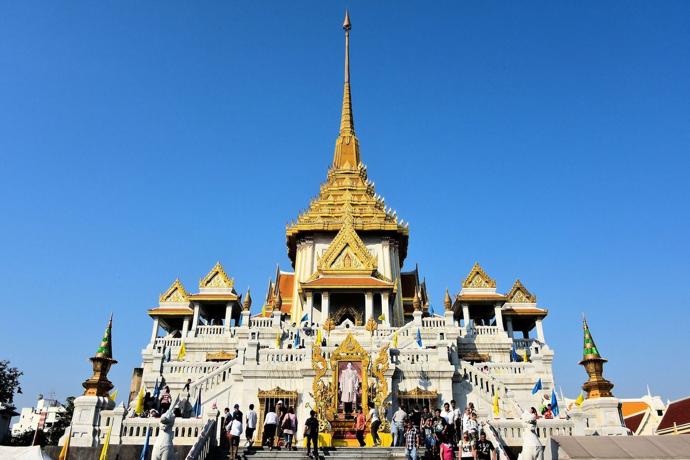 Photo of Wat Traimitr Withayaram Worawihan By Ankush Goyal