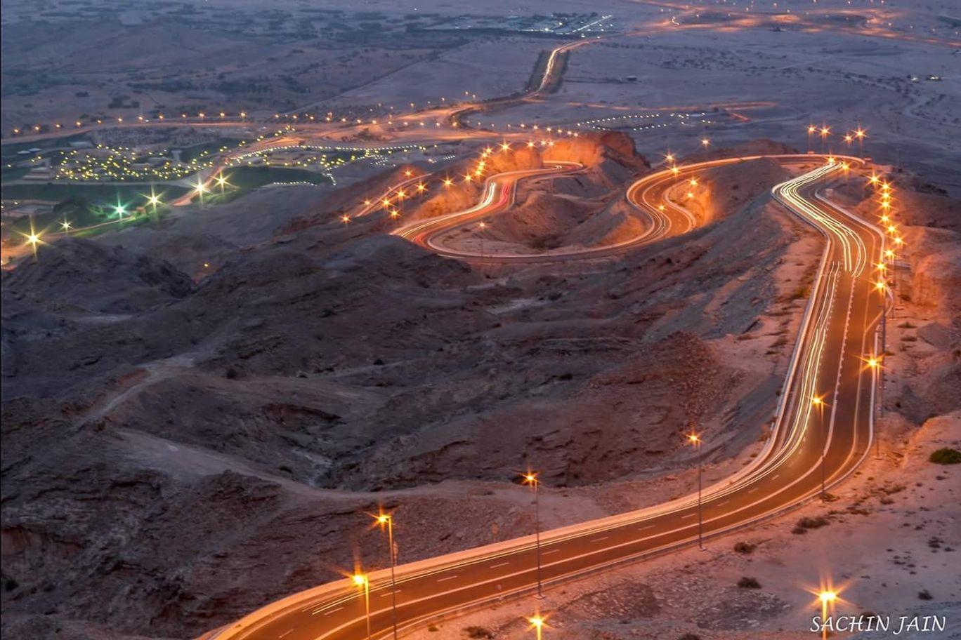 Photo of Oman - Dubai - United Arab Emirates By Sachin Jain