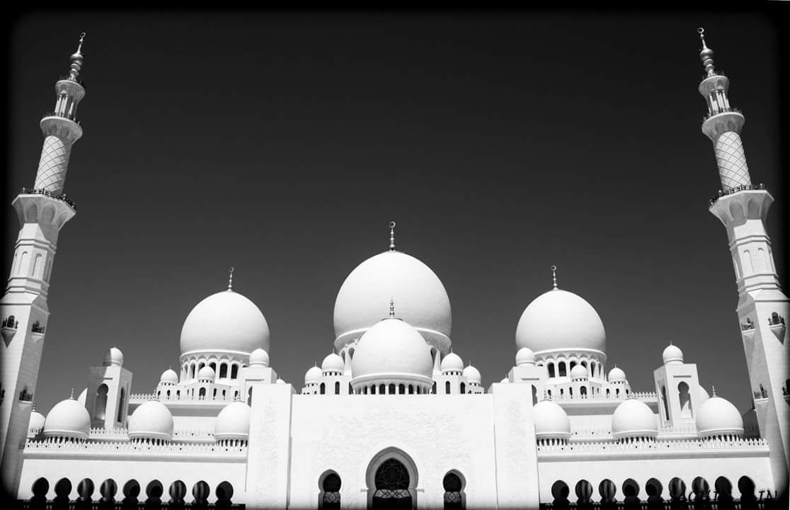 Photo of Abu Dhabi - United Arab Emirates By Sachin Jain