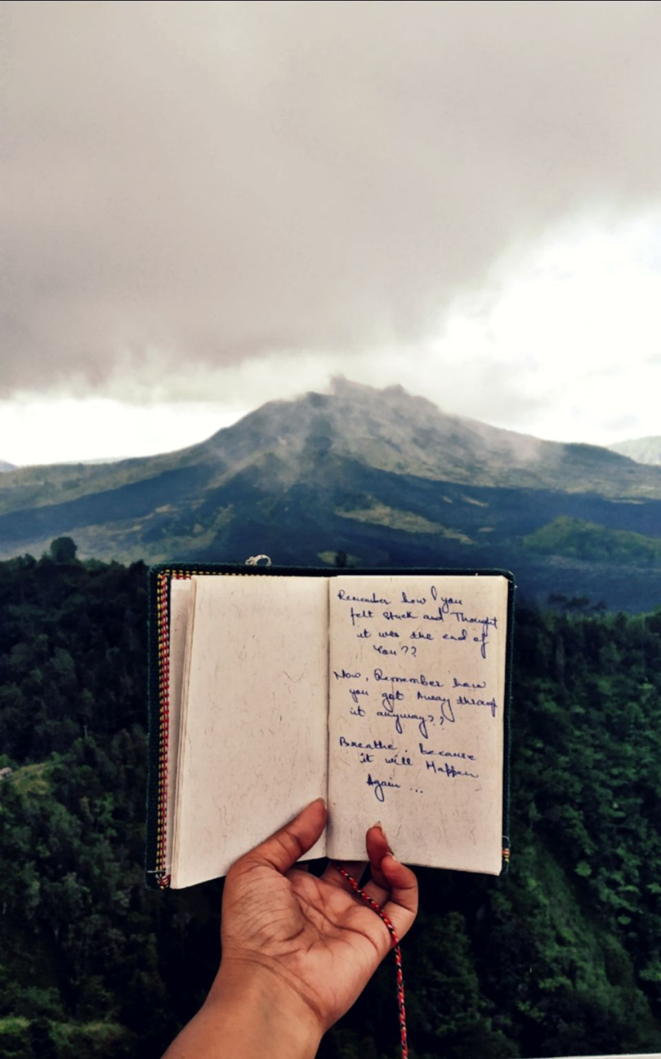 Photo of Mount Batur By Payel Mohanto