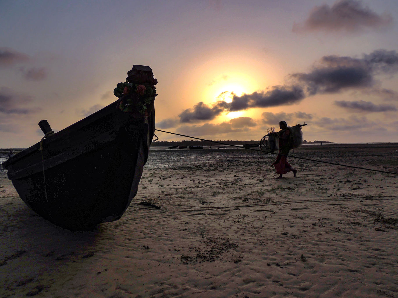 Photo of Tajpur By Tridib Purkait