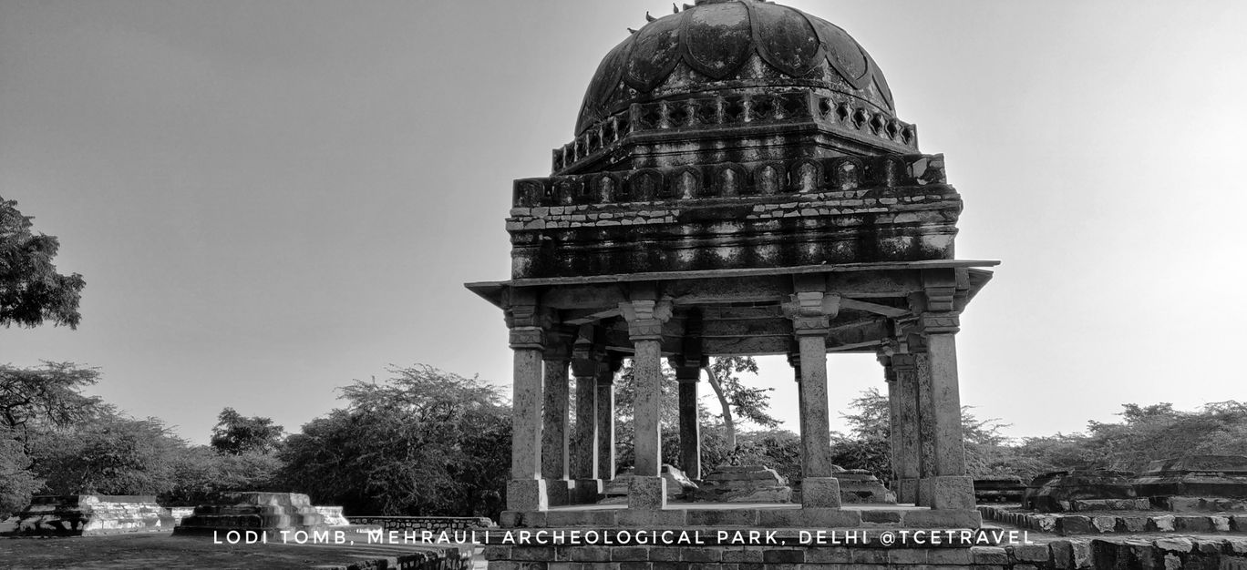 Photo of Mehrauli Archaeological Park By Jatin Shah