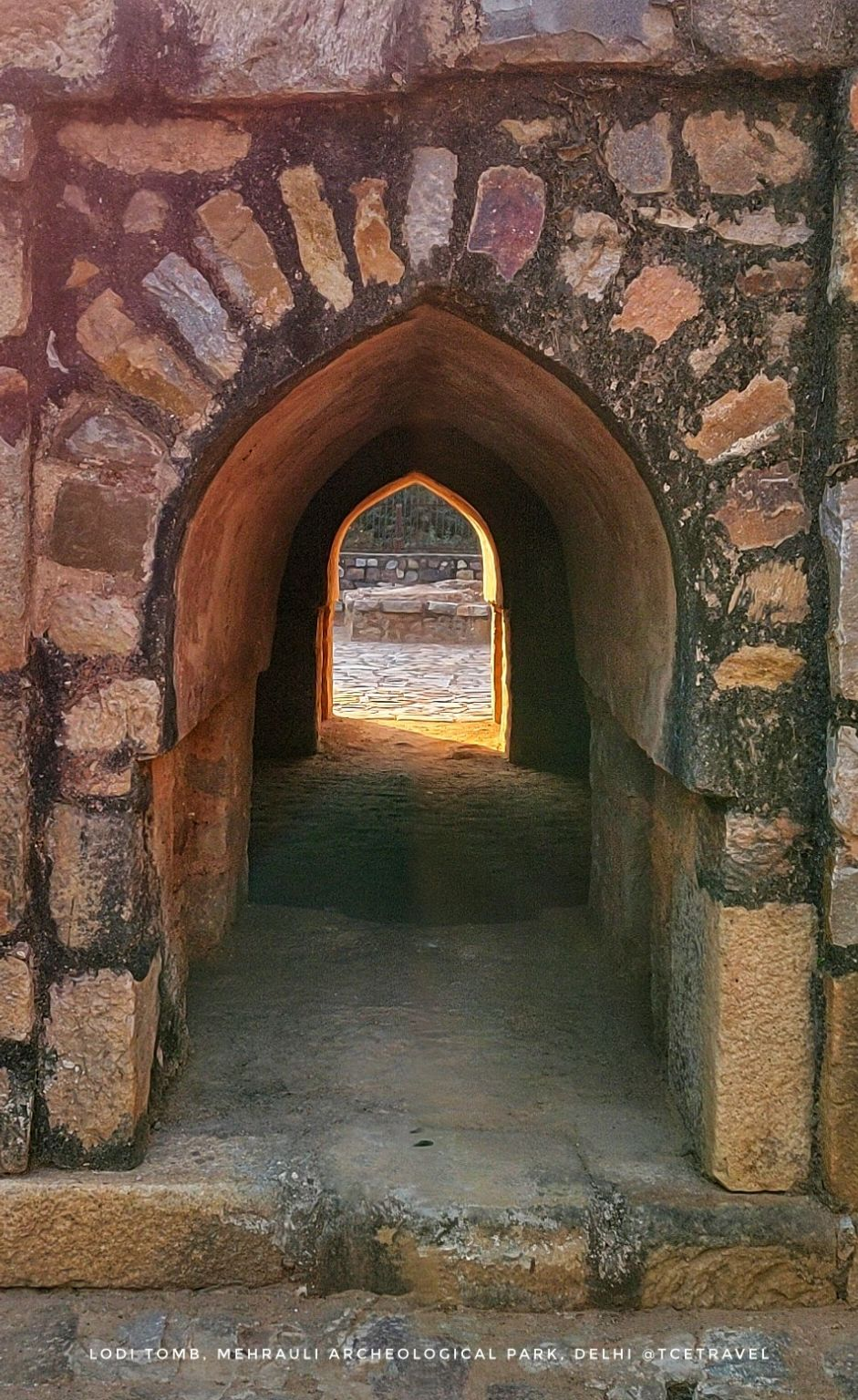 Photo of Mehrauli Archaeological Park By Jatin Shah