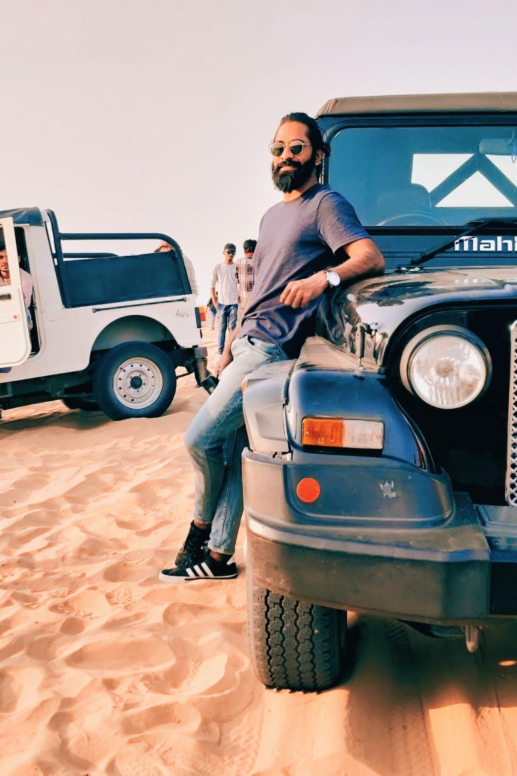 Photo of Jaisalmer By The Bearded Traveller