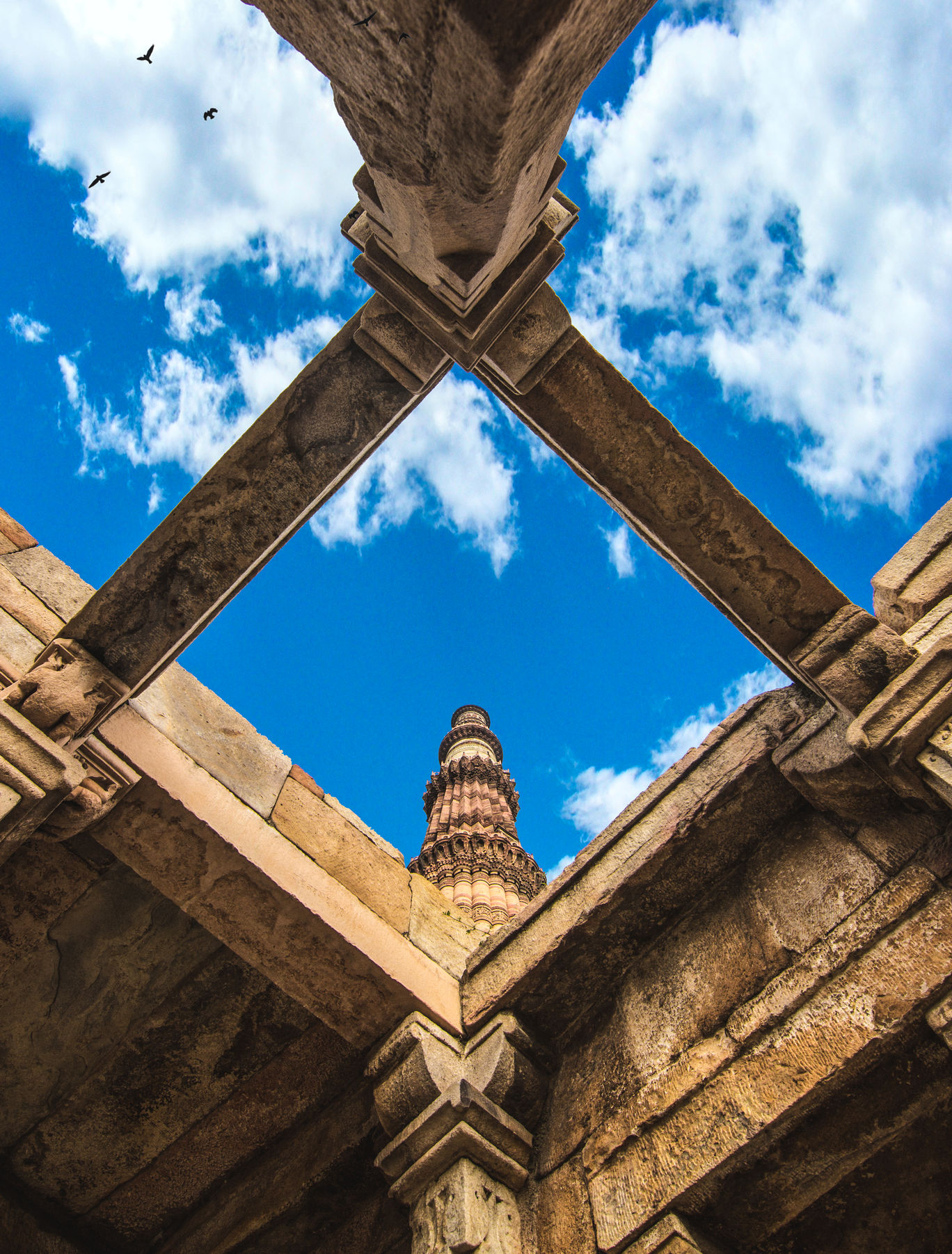 Photo of Qutub Minar By Shobhit Khatter