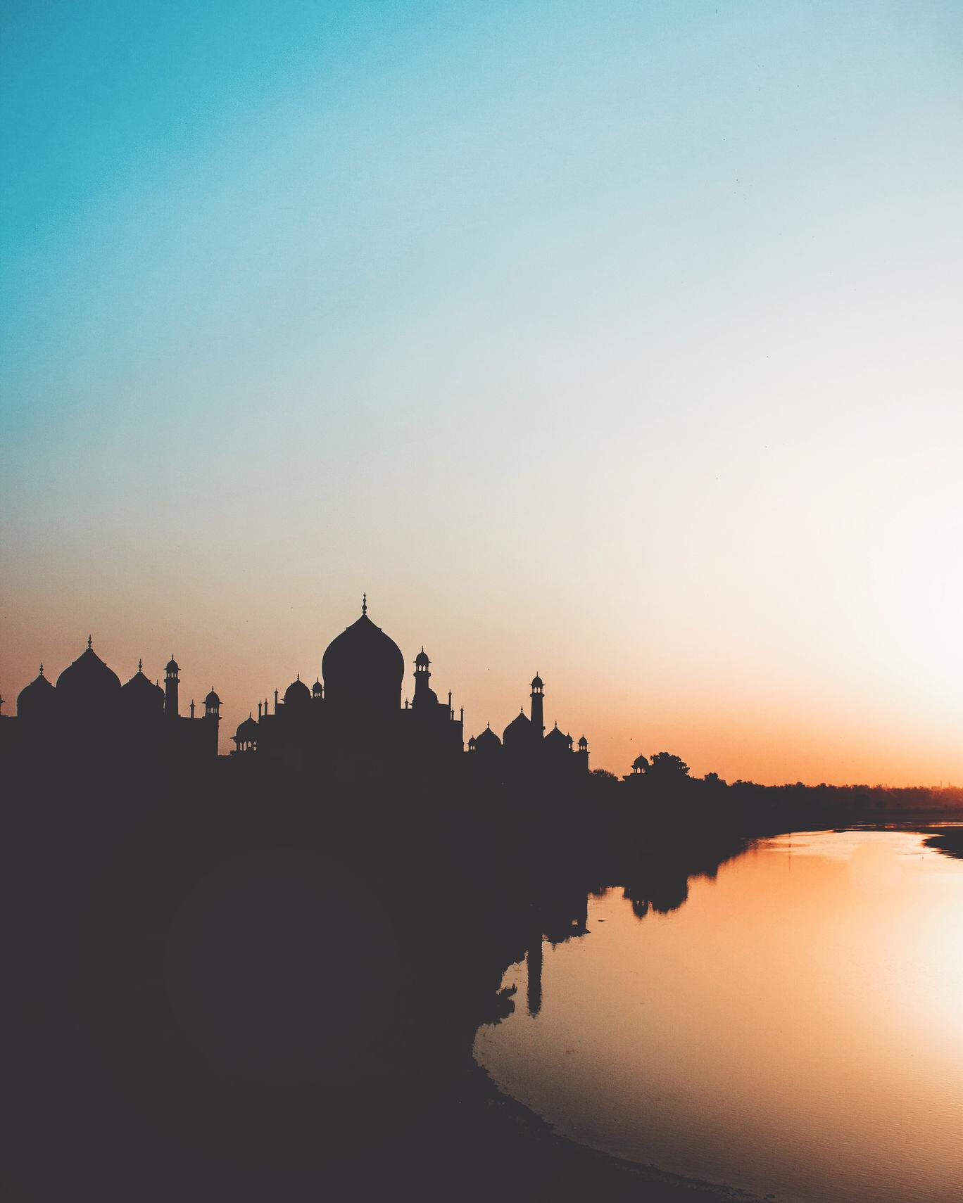 Photo of Taj Mahal By Shobhit Khatter