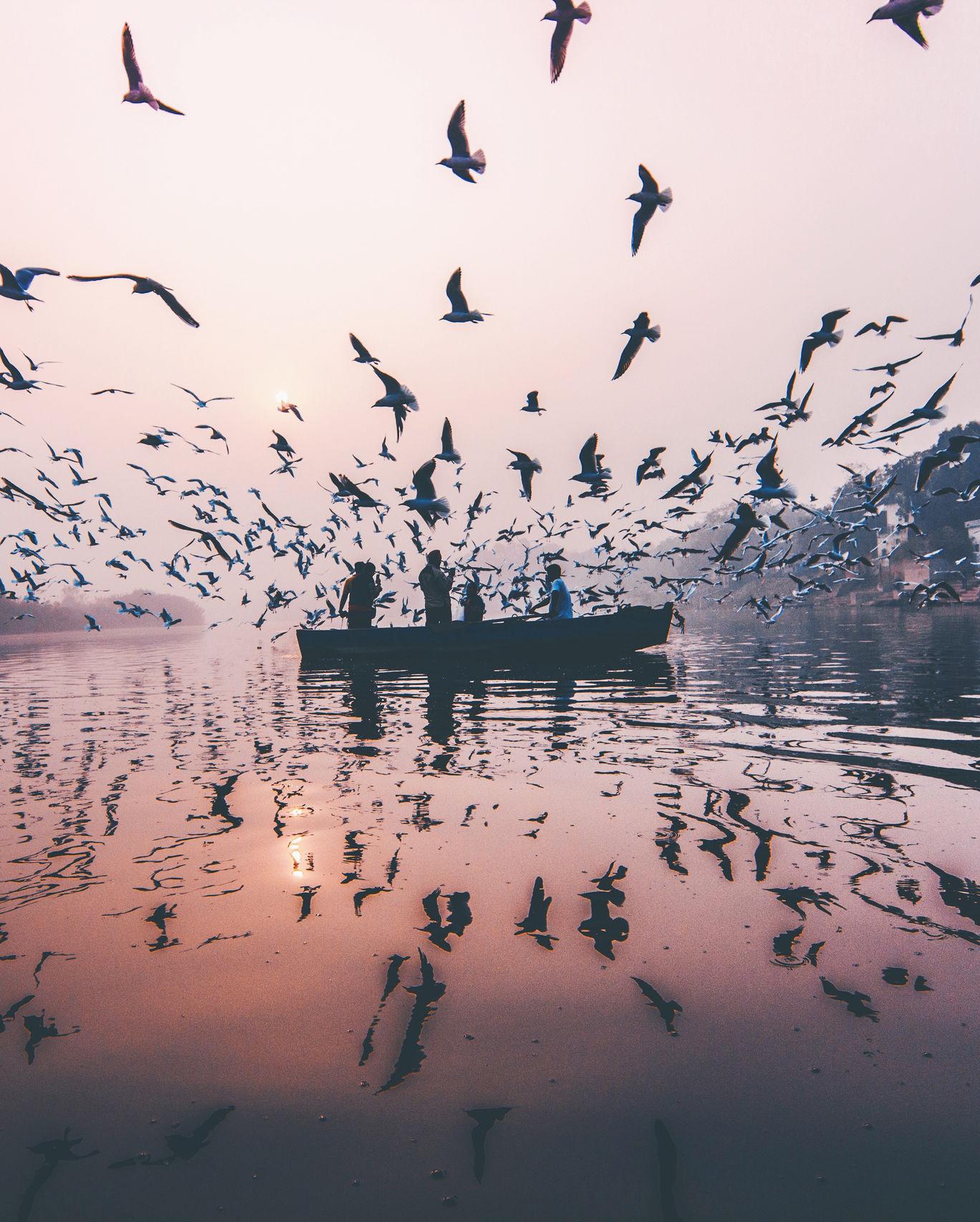 Photo of Yamuna Ghat By Shobhit Khatter