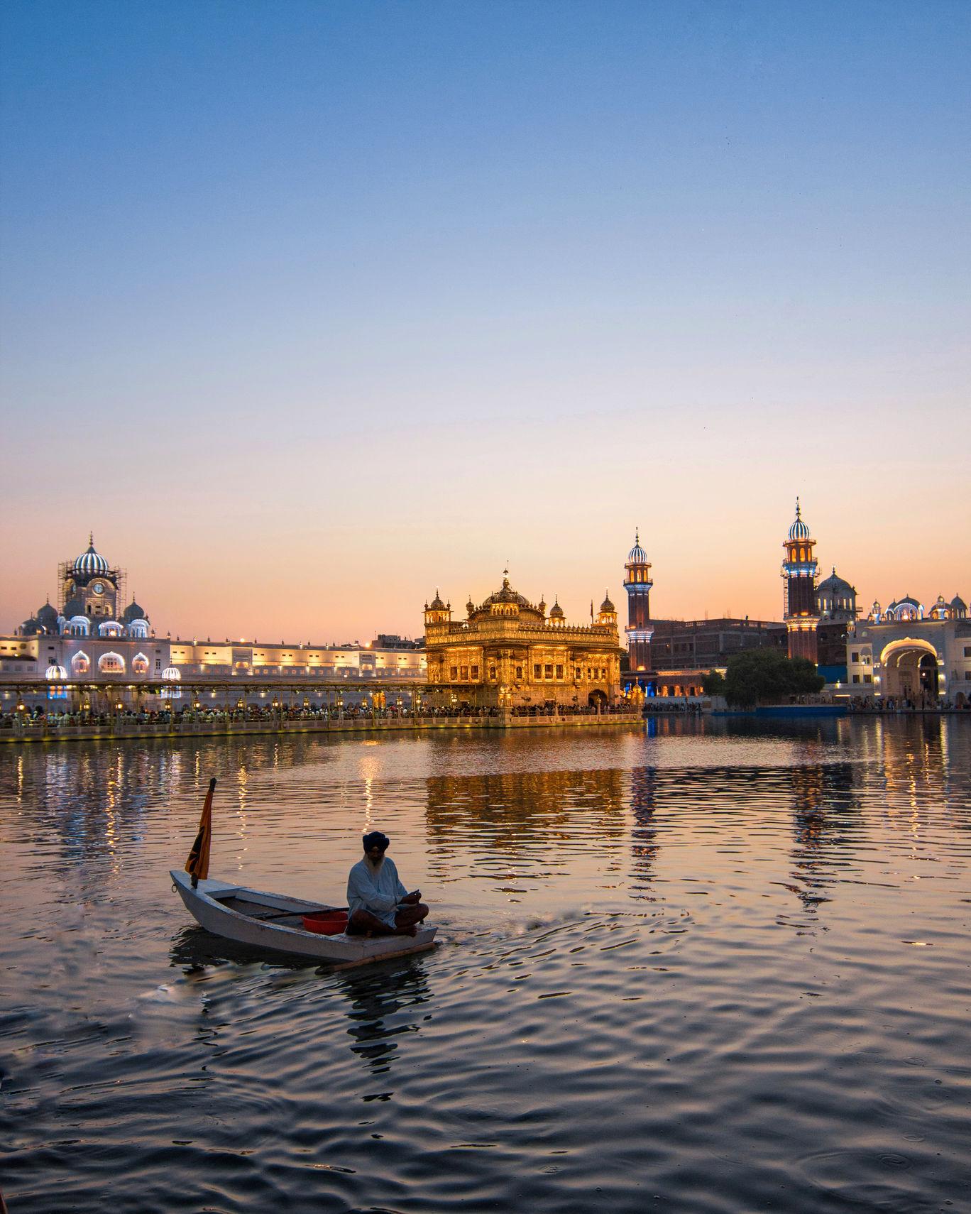 Photo of Amritsar By Shobhit Khatter