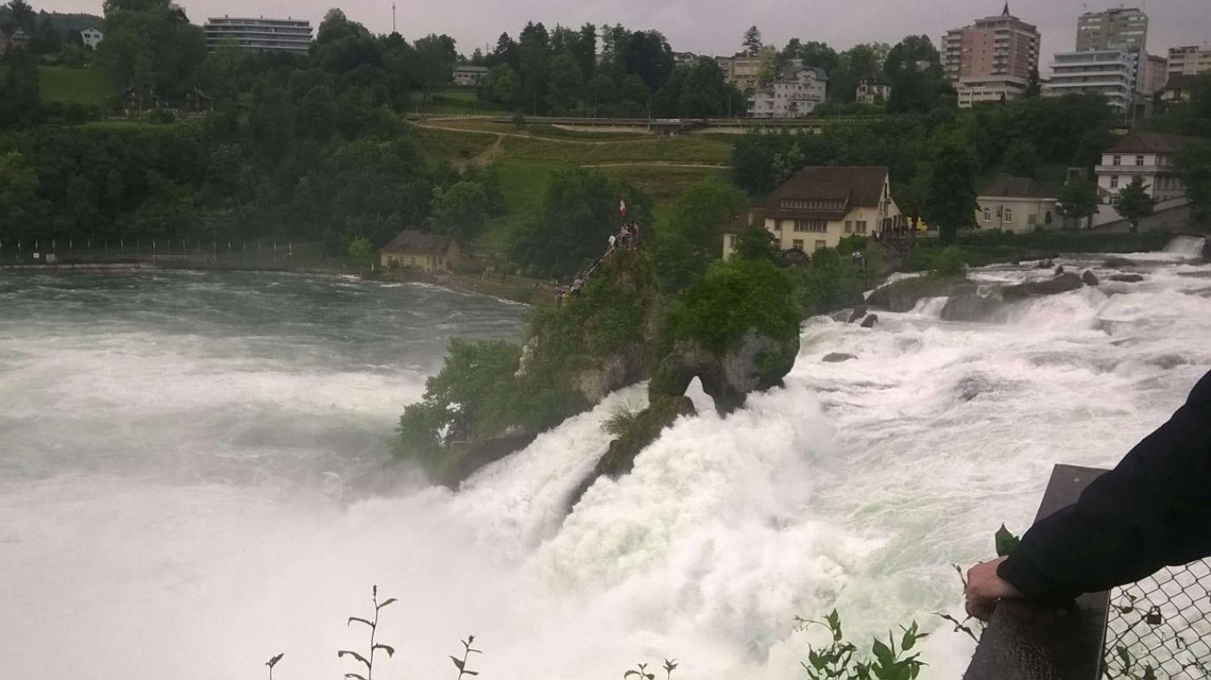 Photo of Rhine Falls By Neeraj